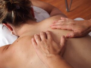 spine or muscle pain